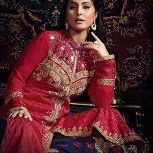 Dresses & Skirts - Indian Pakistani dress with palazzo